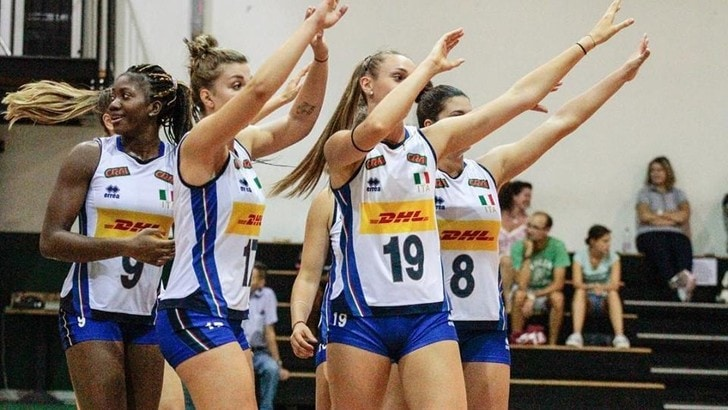 Volley: Europeo Under 19, Bellano ha scelto le dodici azzurre