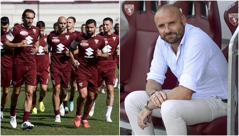 I granata tornano ad allenarsi dopo la superba prova di Milano contro l'Inter. Nella terza giornata gli uomini di Mazzarri ospiteranno in casa la capolista Spal