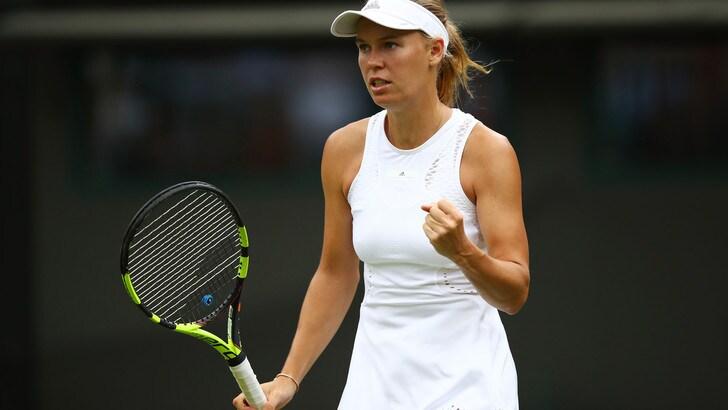 Us Open, esordio positivo per Wozniacki. Bene anche Kvitova