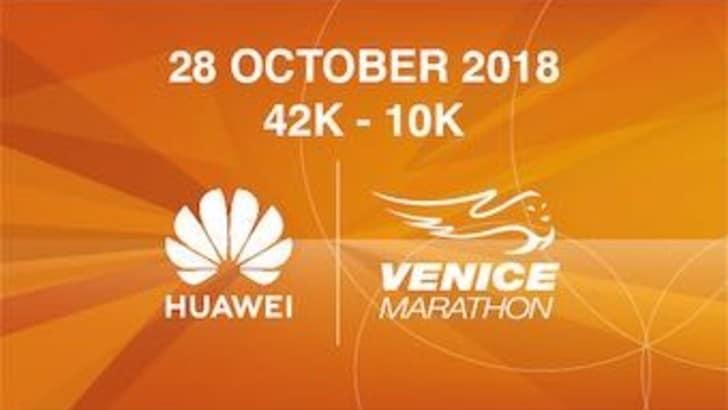 Mancano solo 60 giorni 33^ Huawei Venicemarathon