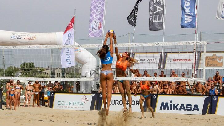 Beach Volley: a Catania si assegnano gli scudetti