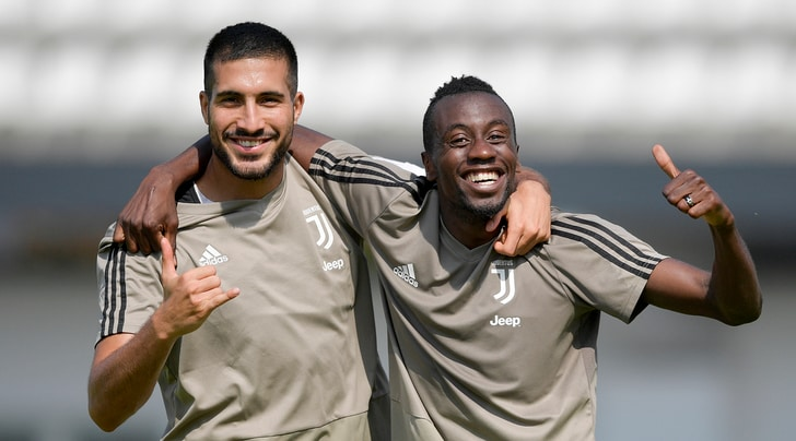 Juve, Dybala accelera per il Parma. Pjanic-Emre Can: la tentazione