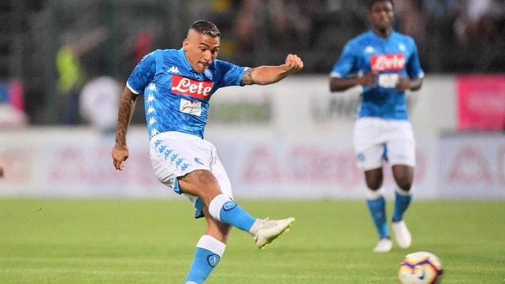Serie A, Allan: «Napoli, adesso è il momento di vincere»