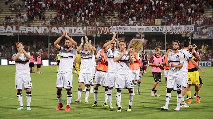 Serie B, paga 1,75 il successo del Palermo