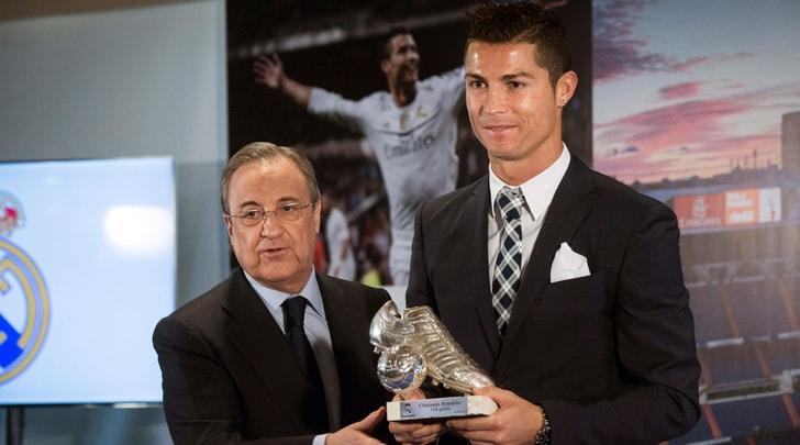 Marca: «Ronaldo e Perez di nuovo faccia a faccia a Montecarlo»