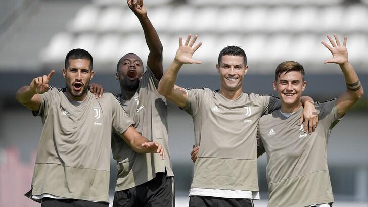 Sorteggi Champions: per la Juve scommesse da remake con Tottenham e Galatasaray