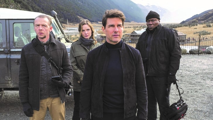 Tom Cruise torna nelle sale