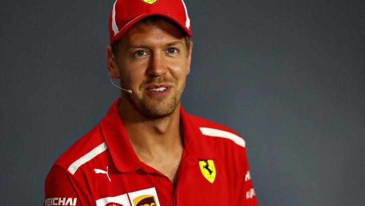 F1 Monza, Vettel: l'obiettivo è «fare meglio del podio»