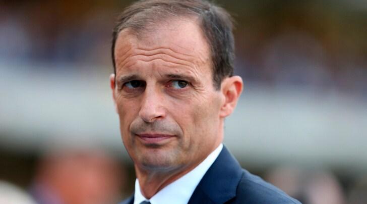 Juventus, Allegri: «Gruppo impegnativo, con squadre di assoluto valore»
