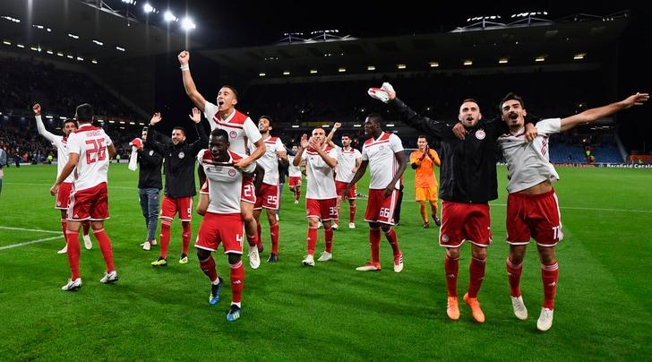 Europa League, passano Zenit e Olympiakos. Tutto facile per Siviglia e Besiktas
