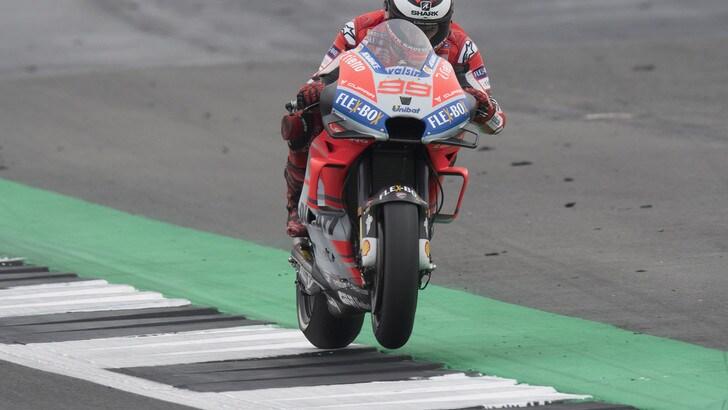 MotoGp, test Aragon: progressi Yamaha, Ducati da record