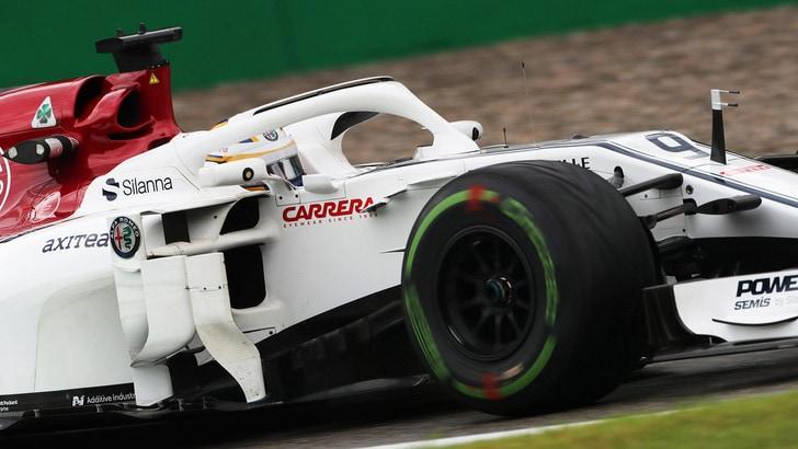 F1 Monza: per Ericsson pauroso incidente, illeso
