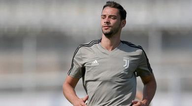 Juventus, per De Sciglio lesione di tipo distrattivo ai flessori della coscia destra