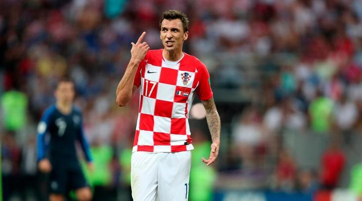 """Ecco la nuova Croazia senza Mandzukic: ci sono otto """"italiani"""""""