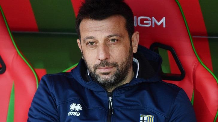 Serie A Parma, D'Aversa sulla Juventus: «Difficile, ma nulla è impossibile»