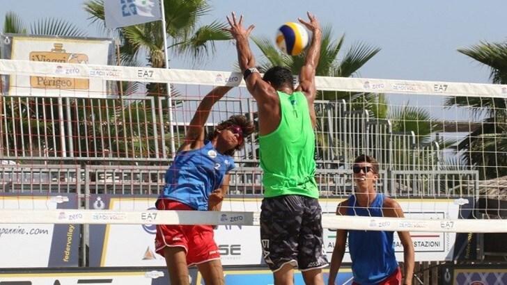 Beach Volley: Finali Scudetto, a Catania in archivio la prima giornata