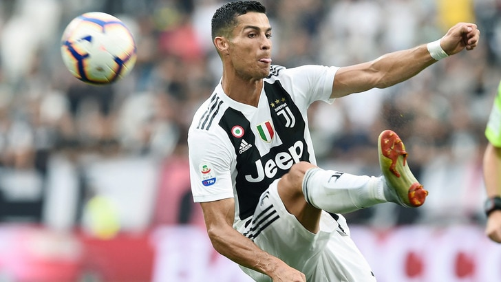 Serie A, Ronaldo a secco fino alla decima giornata paga 100,00