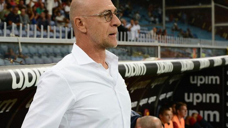 Serie A Genoa, Ballardini: «Non accontentiamoci del risultato con l'Empoli»