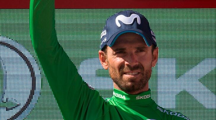 Vuelta, Valverde vince l'8ª tappa e accorcia sul leader Molard
