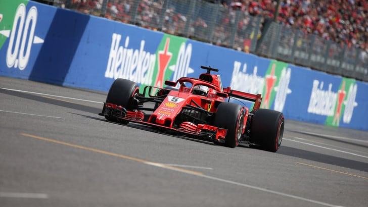 F1 Monza, per i bookie sarà doppietta Ferrari