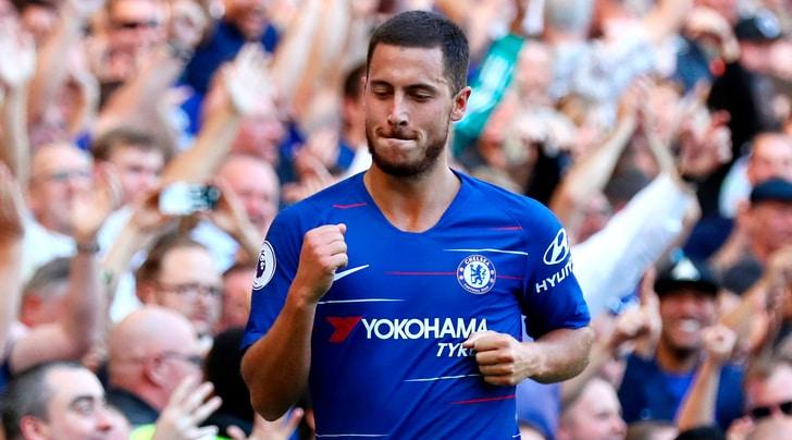 Premier League, Chelsea-Bournemouth 2-0: Sarri resta in vetta con il Liverpool