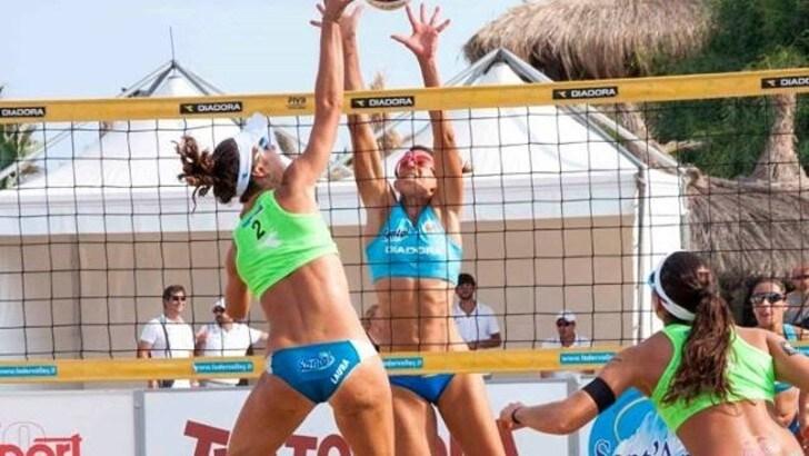 Beach Volley: Campionato Italiano, a Catania determinate le prime semifinaliste