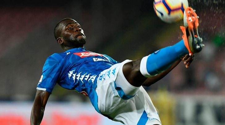 Napoli, Koulibaly rinnova il contratto fino al 2023