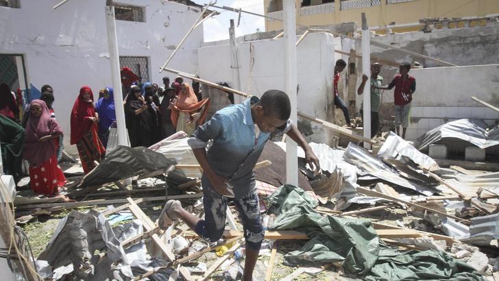 Shabaab rivendicano attentato Mogadiscio