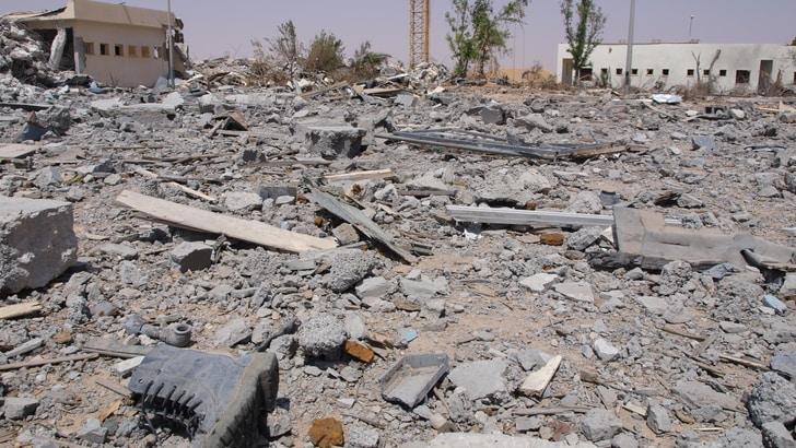 Brigata ribelle,pronti assalto a Tripoli