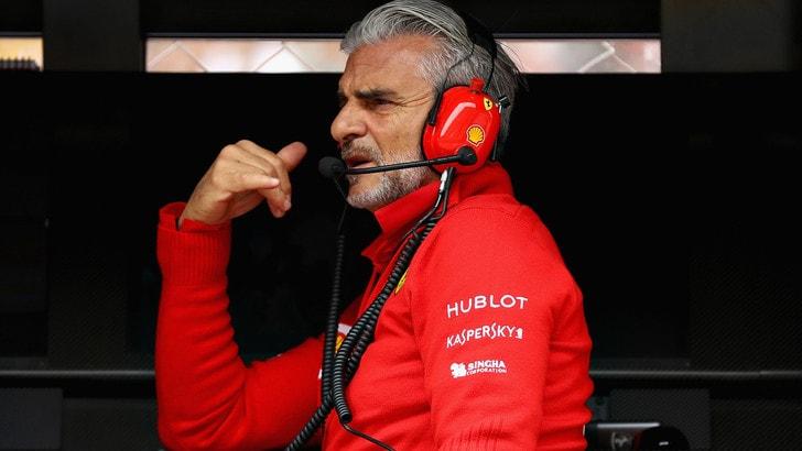 F1 Monza, Arrivabene: «Pericoloso dare ordini di squadra in partenza»