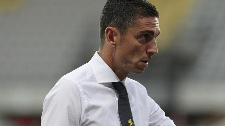 Serie A Frosinone, Longo: «Soddisfatto della prestazione, non del risultato»