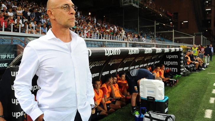 Serie A Genoa, Ballardini: «In quel quarto d'ora siamo stati imbarazzanti»