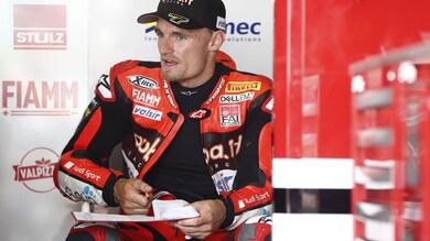 Superbike Portimao, Davies: «Ho notato dei progressi, ma il venerdì sarà decisivo»