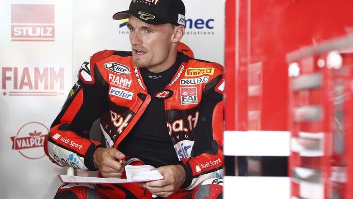 Superbike Ducati, ancora in forse per Portimao Davies