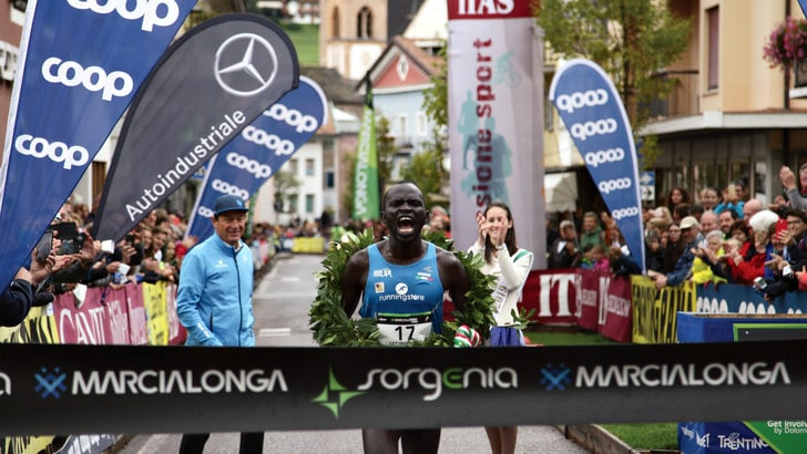 Ousman Jaiteh conquista la 16ª edizione della Marcialonga Coop