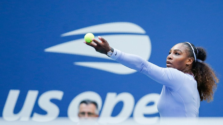 Us Open, per la vittoria finale c'è Serena Williams