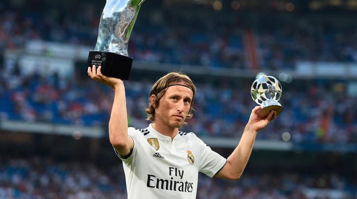 Inter, la Fifa chiude il caso Modric: «Nessuna indagine»