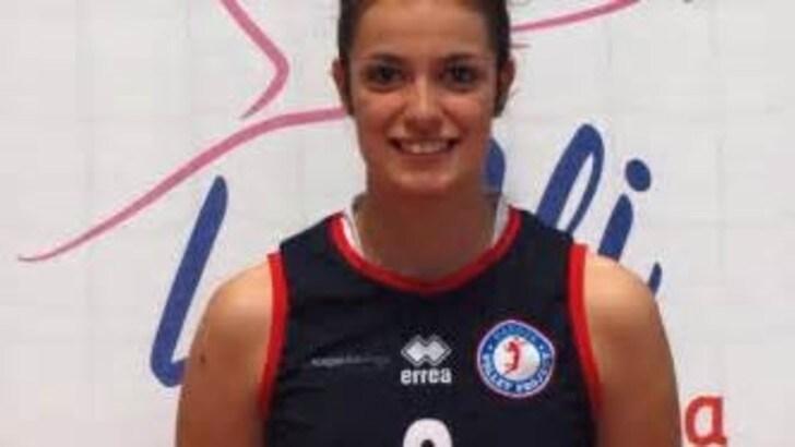 Volley: A2 Femminile, Sara Angelini da Brescia ad Orvieto