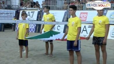 Beach volley, Rossi-Caminati e Orsi Toth-Menegatti sono tricolori