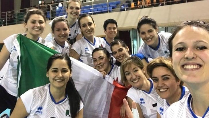 Sitting Volley: la nazionale femminile in raduno a Roma