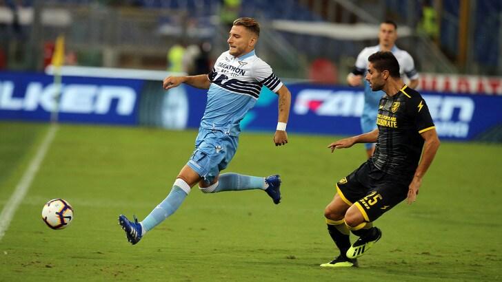 Serie A Frosinone, sotto osservazione Zampano. Ancora fuori Campbell