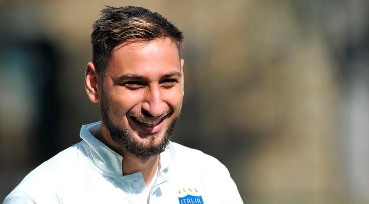 Donnarumma: «Bonucci alla Juve? Rispetto la sua scelta, va solo ringraziato»