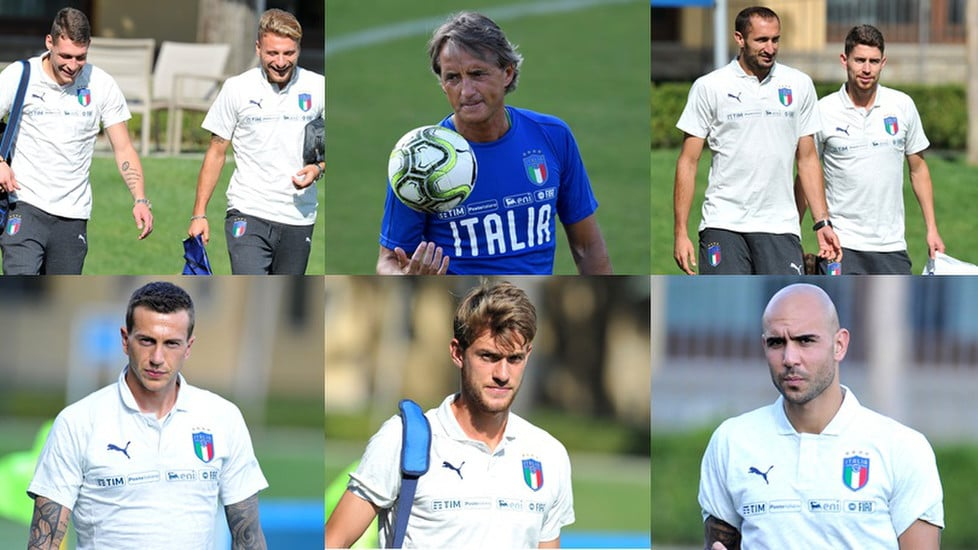 La Nazionale di Roberto Mancini affronterà venerdì prossimo al Dall'Ara la Polonia poi il 10 settembre a Lisbona scenderà in campo contro i campioni d'Europa del Portogallo