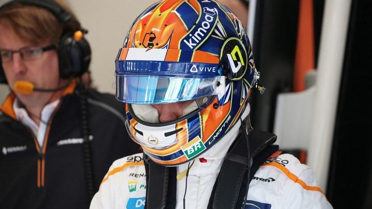 F1, Norris alla McLaren: «Un momento speciale che desideravo da molto»