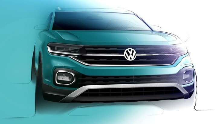Volkswagen T-Cross pronto al debutto