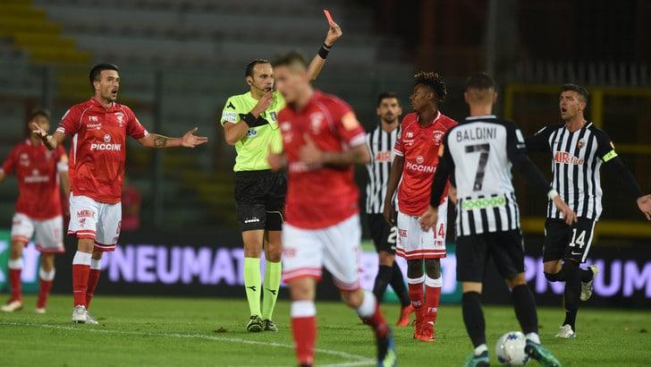 Serie B, Michael unico squalificato