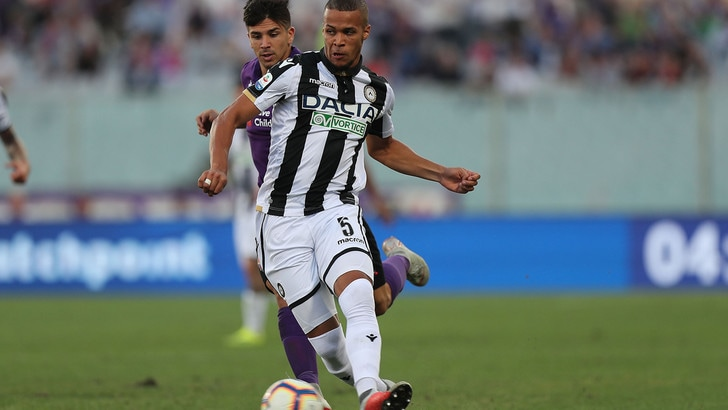 Serie A Udinese, problema muscolare per Troost Ekong