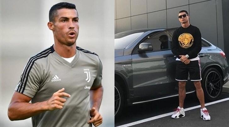 Ronaldo non conosce soste: «Di nuovo in pista!»