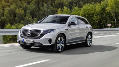 Nuova Mercedes EQC: il SUV elettrico tedesco sfida tutti