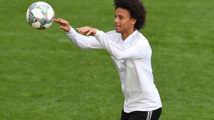 Nations League: Germania data a 2,50, la Francia a 2,70